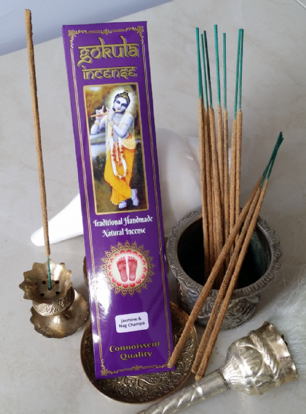 Jasmine & Nag Champa Incense Sticks - 20 grams